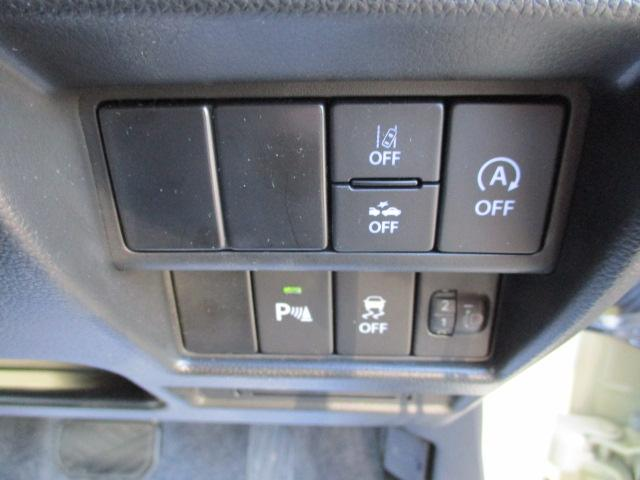 車線逸脱警報機能/デュアルセンサーブレーキサポート/アイドリングストップ/後退時ブレーキサポート/横すべり防止