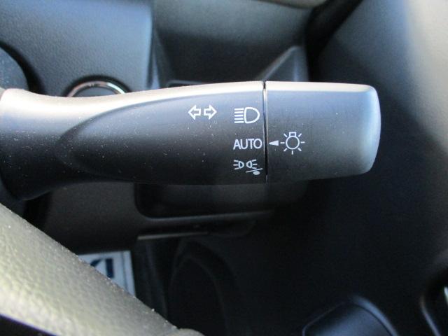 AUTOにしておけば、つけ忘れ・消し忘れの心配がりありません。