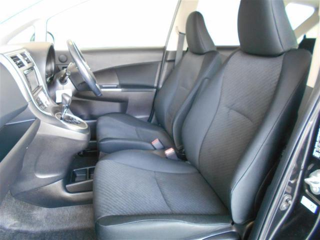 フロントシートを取り外して車内を徹底洗浄!外したシートも洗浄!除菌・強力消臭まで行うトヨタの「まるまるクリン」実施済みです。