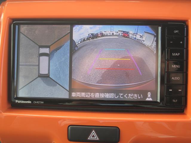 X 2型 全方位カメラ&ナビ&ETC付き(5枚目)