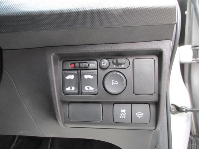 Gエアロ フルタイム4WD 両側オートスライドドア(8枚目)