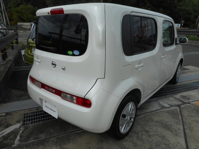 「日産」「キューブ」「ミニバン・ワンボックス」「福島県」の中古車2