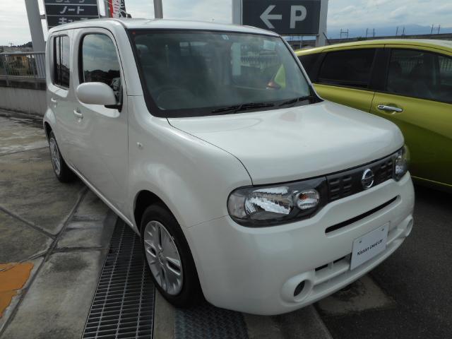 「日産」「キューブ」「ミニバン・ワンボックス」「福島県」の中古車16