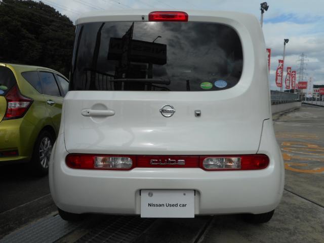 「日産」「キューブ」「ミニバン・ワンボックス」「福島県」の中古車17