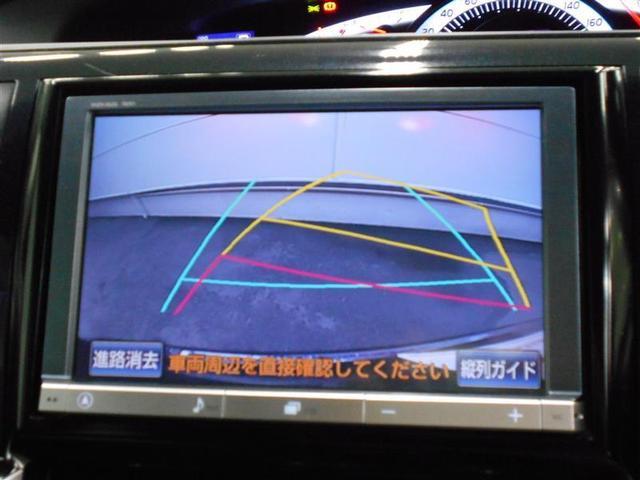 トヨタ エスティマ アエラス HDDナビ フルセグ スマートキー ETC