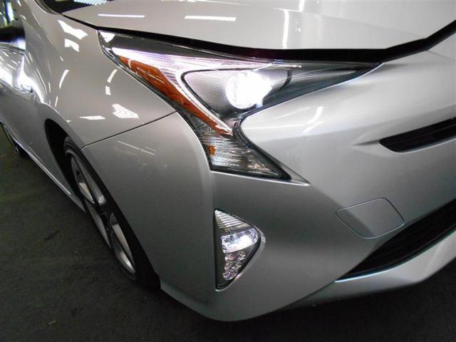 トヨタ プリウス Sツーリングセレクション バックモニター LEDヘッドランプ