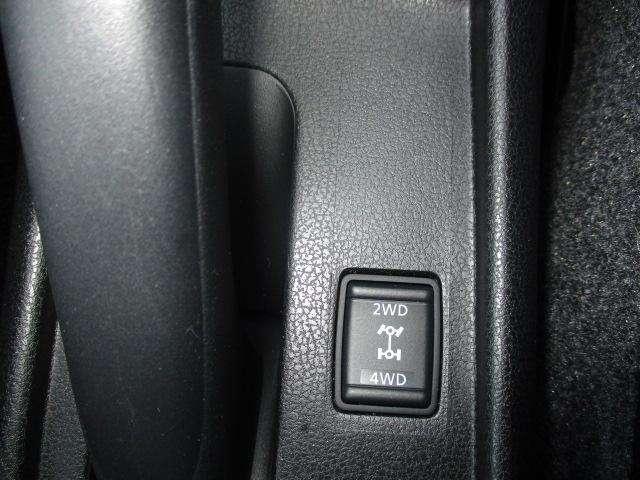 X FOUR エマージェンシーブレーキ搭載車(8枚目)