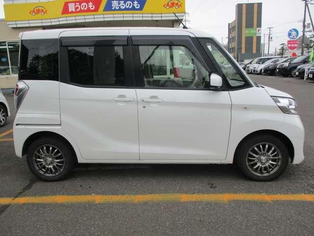 「日産」「デイズルークス」「コンパクトカー」「北海道」の中古車15