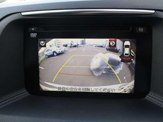 XD プロアクティブ ディーゼルターボ 純正メモリーナビ バックカメラ フルセグTV レーダークルーズコントロ-ル 車線逸脱警報(5枚目)
