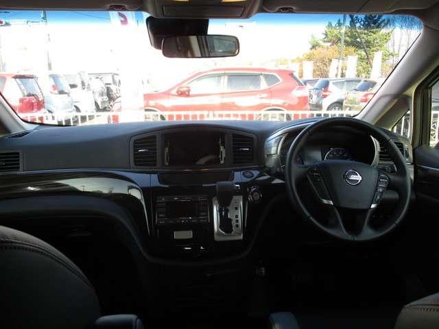 250ハイウェイスターS 試乗車UP エマージェンシーブレーキ 踏み間違い防止装置 横滑り防止装置 インテリジェントクルーズコントロール(3枚目)