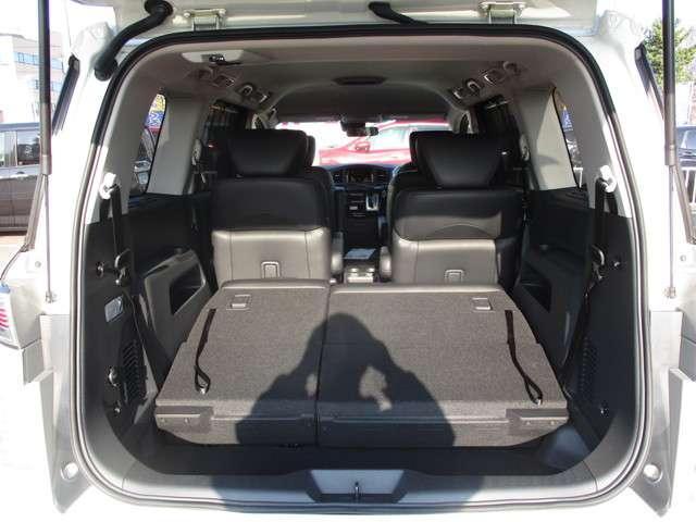250ハイウェイスターS 試乗車UP エマージェンシーブレーキ 踏み間違い防止装置 横滑り防止装置 インテリジェントクルーズコントロール(14枚目)