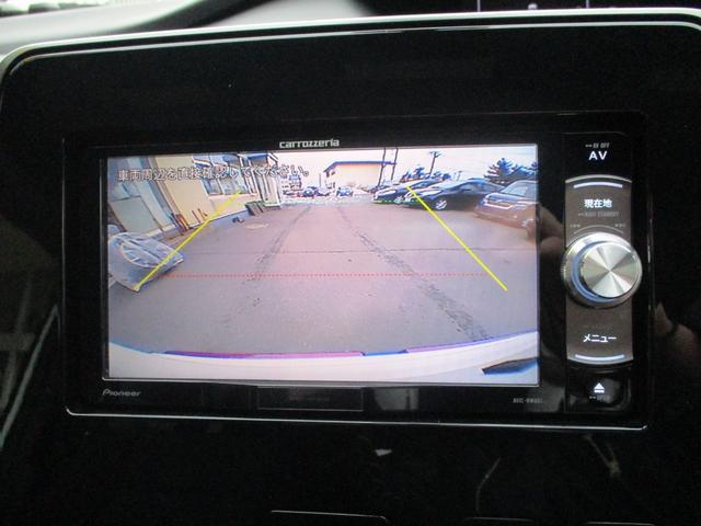 ニスモ 社外メモリーナビ バックカメラ エマージェンシーブレーキ 横滑り防止装置(5枚目)