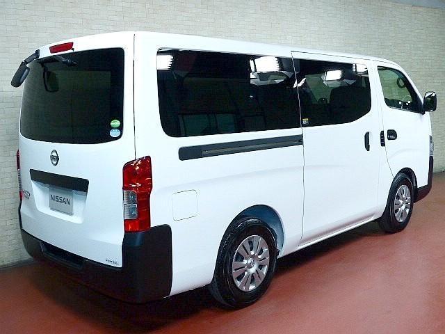 日産 NV350キャラバンバン 1.2t DX 低床 ロング 純正メモリーナビ 地デジTV