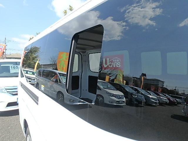 日産 NV350キャラバンバン ロングDX エマージェンシーブレーキPKG 純正ナビ 地デジ
