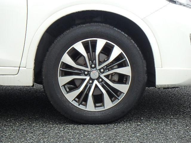 日産 エクストレイル モード・プレミア 4WD 自動ブレーキ