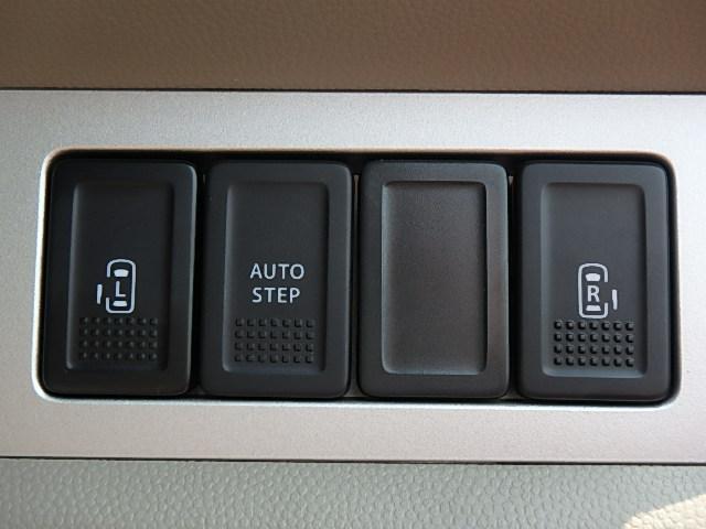 G HR ターボ 両側オートスライドドア(8枚目)