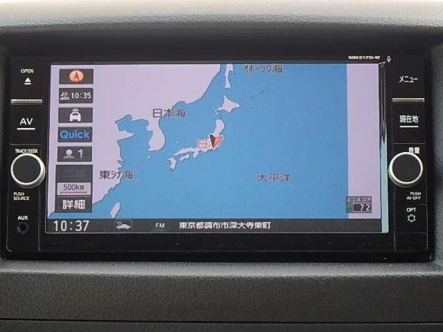 2.0 DX ロングボディ 当社試乗車・エマージェンシーブレーキ(5枚目)