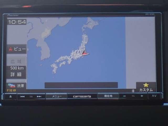 X エマージェンシーブレーキ・カロッツェリア製メモリーナビ・ワンセグTV・クルーズコントロール・インテリキー・ETC・アイドリングストップ・左オートスライドドア(5枚目)