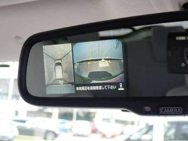 X エマージェンシーブレーキ・アラウンドビューモニター・踏み間違い防止アシスト・純正メモリーナビ・地デジTV・ETC2.0・インテリキー・左オートスライドドア・ワンオーナー(7枚目)