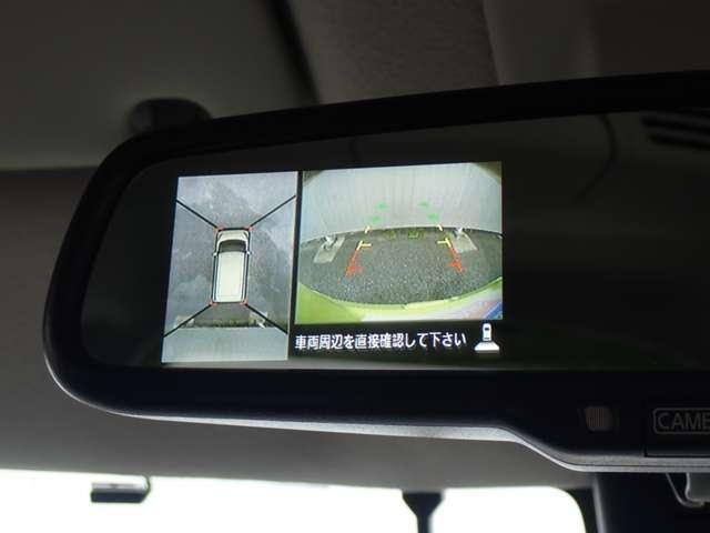 X Vセレクション エマージェンシーブレーキ・アラウンドビューモニター・踏み間違い防止アシスト・ETC2.0・両側オートスライドドア・インテリキー・アイドリングストップ・純正メモリーナビ・地デジTV・ワンオーナー(7枚目)