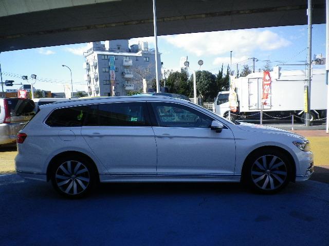 フォルクスワーゲン VW パサートヴァリアント TSI Rライン ワンオーナー