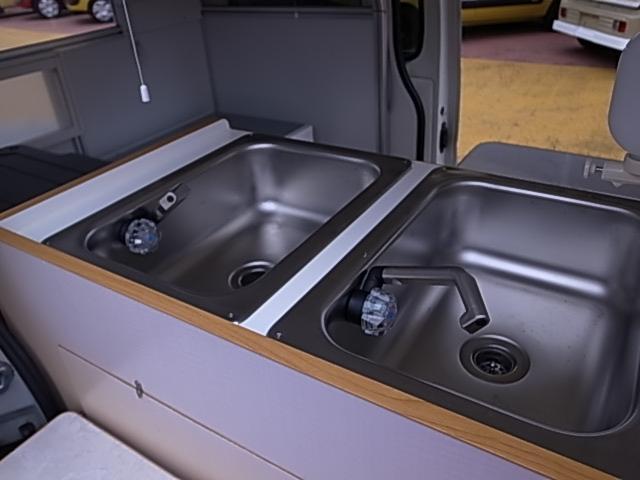 移動販売車 サブバッテリーシステム 冷蔵庫(8枚目)