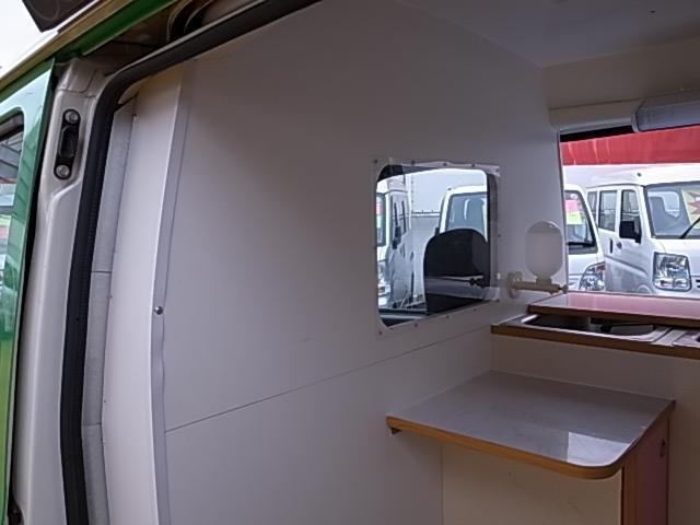 移動販売車 サブバッテリーシステム 冷蔵庫(42枚目)