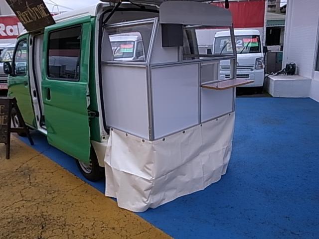 移動販売車 サブバッテリーシステム 冷蔵庫(48枚目)