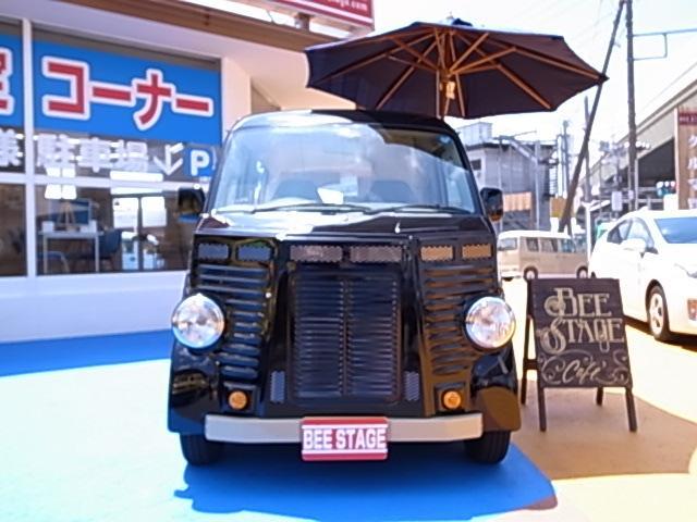 PA 新規製作移動販売車 キッチンカー(2枚目)