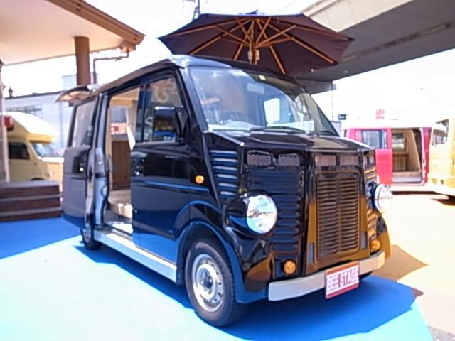 PA 新規製作移動販売車 キッチンカー(6枚目)