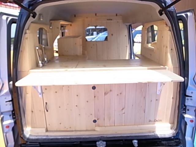 PA 新規製作移動販売車 キッチンカー(12枚目)