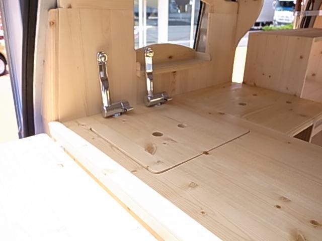 PA 新規製作移動販売車 キッチンカー(14枚目)