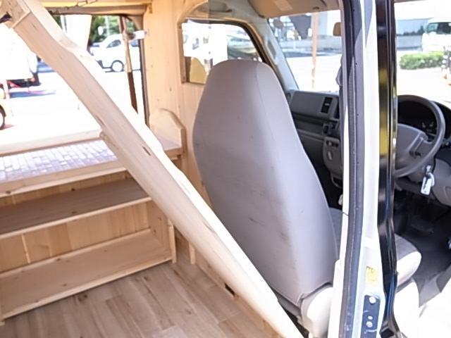 PA 新規製作移動販売車 キッチンカー(17枚目)
