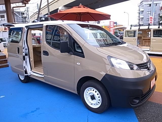 DX オリジナルキッチンカー 移動販売車 大型シンク(4枚目)
