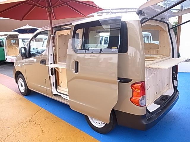 DX オリジナルキッチンカー 移動販売車 大型シンク(9枚目)