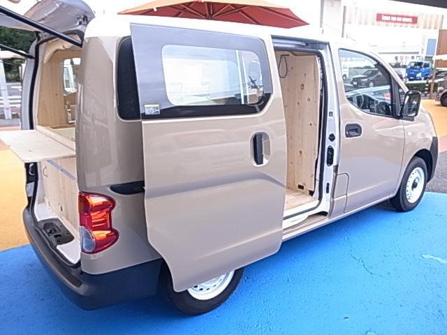 DX オリジナルキッチンカー 移動販売車 大型シンク(11枚目)