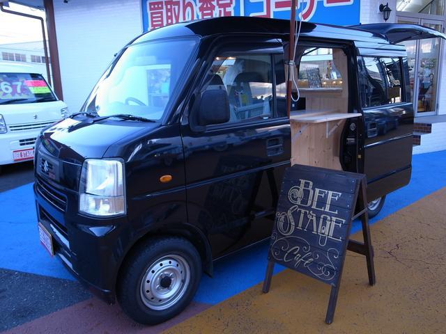 移動販売車 大型シンク 換気扇付き(6枚目)