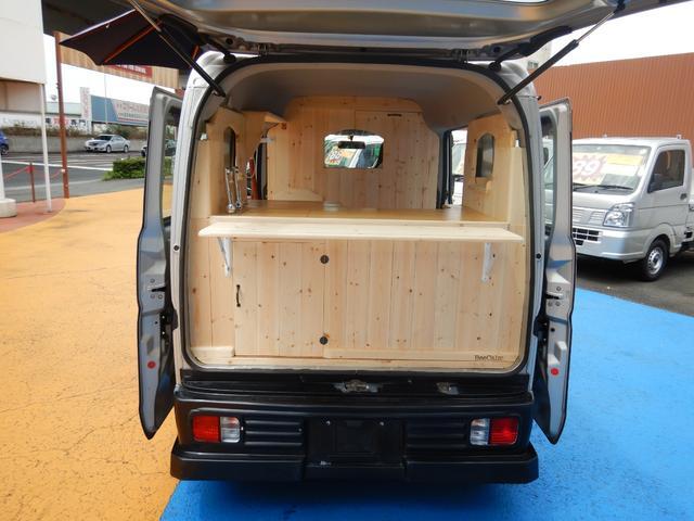 新規製作オリジナルキッチンカー ケータリング車(3枚目)