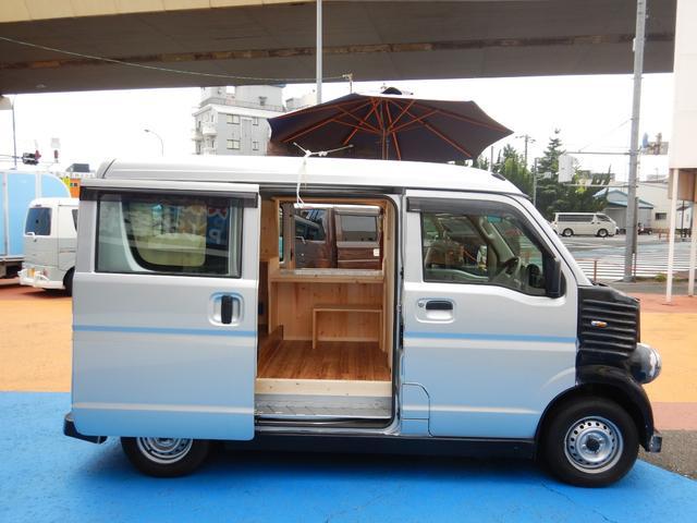 新規製作オリジナルキッチンカー ケータリング車(4枚目)