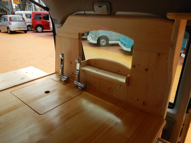 新規製作オリジナルキッチンカー ケータリング車(13枚目)