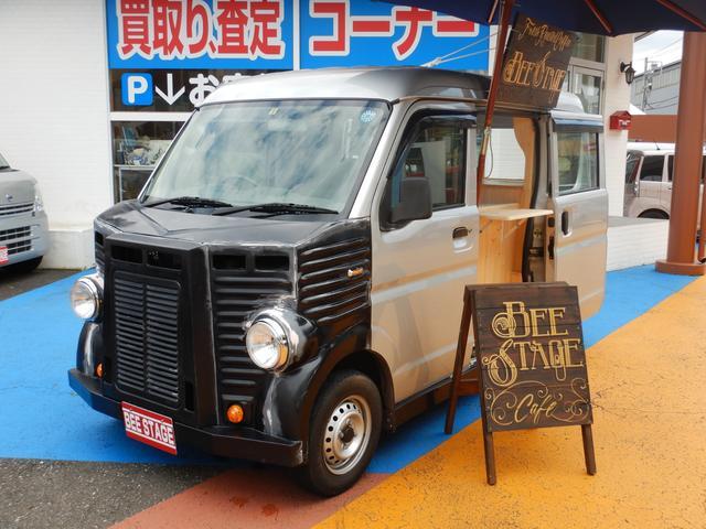 新規製作オリジナルキッチンカー ケータリング車(22枚目)