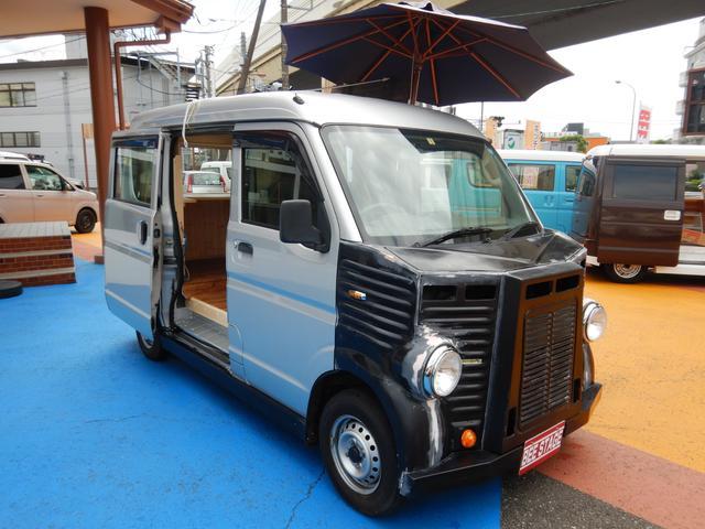 新規製作オリジナルキッチンカー ケータリング車(24枚目)