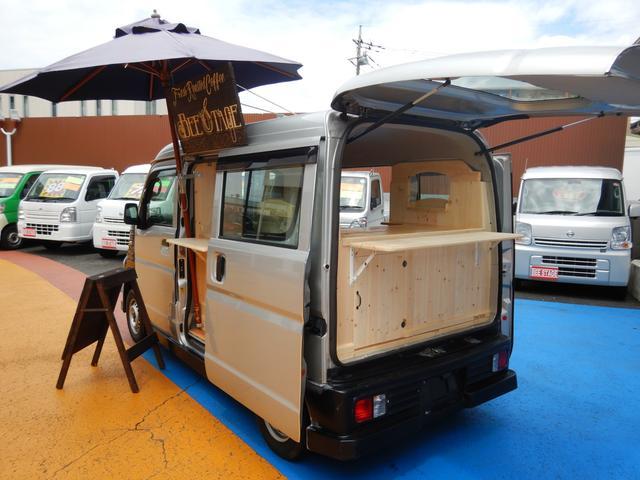 新規製作オリジナルキッチンカー ケータリング車(27枚目)