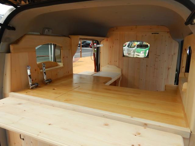 新規製作オリジナルキッチンカー ケータリング車(30枚目)