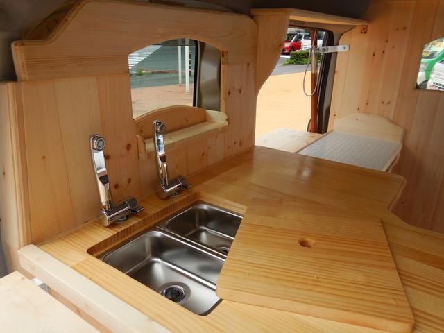 新規製作オリジナルキッチンカー ケータリング車(31枚目)