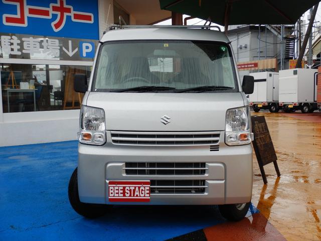 PA キャリア付き ハイルーフ キッチンカーベース車両(6枚目)