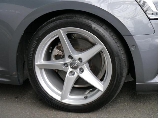 40TFSIスポーツ ラグジュアリーパッケージ セーフティPKG 認定中古車 アダプティブクルーズコントロール Audi スマートフォンインターフェイス Bluetooth MMI ナビゲーション(7枚目)