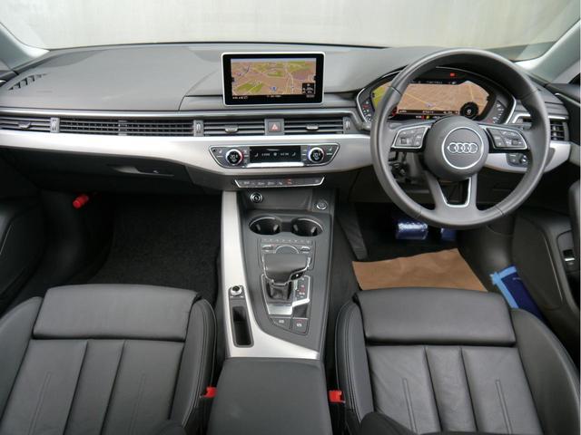 40TFSIスポーツ ラグジュアリーパッケージ セーフティPKG 認定中古車 アダプティブクルーズコントロール Audi スマートフォンインターフェイス Bluetooth MMI ナビゲーション(9枚目)
