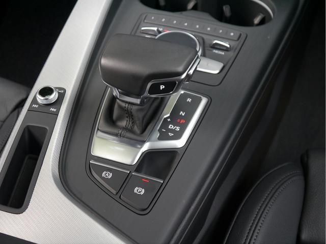 40TFSIスポーツ ラグジュアリーパッケージ セーフティPKG 認定中古車 アダプティブクルーズコントロール Audi スマートフォンインターフェイス Bluetooth MMI ナビゲーション(10枚目)