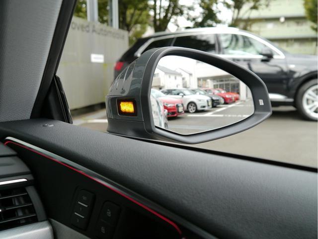 40TFSIスポーツ ラグジュアリーパッケージ セーフティPKG 認定中古車 アダプティブクルーズコントロール Audi スマートフォンインターフェイス Bluetooth MMI ナビゲーション(16枚目)
